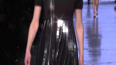Black Gold Womenswear Fall Winter 2014 Show