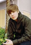 Justin Bieber My World 2.0 promo photos