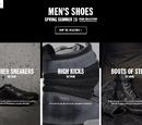 Men's shoes spring summer 2015 campaign