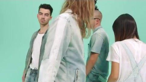Diesel SS16 Campaign - we've been following each other...