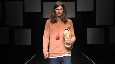 Diesel Men's Spring Summer 2013 Fashion Show