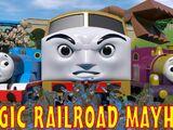 Magic Railroad Mayhem