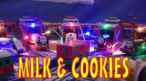 TOMICA Thomas & Friends Short 23- Milk & Cookies
