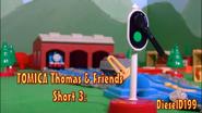 TOMICA Thomas Friends Short 3 Something s Up With Thomas YouTube