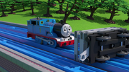 TOMICA Thomas Friends Short 47 Journey Beyond Realism Journey Beyond Sodor Trailer Parody YouTube (23)