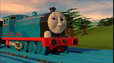 Tomica Thomas and Friends - Edward's Back
