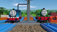 TOMICA Thomas Friends Short 46 Thomas Percy the Pony YouTube (66)
