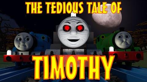 TOMICA Thomas & Friends Short 41- The Tedious Tale of Timothy