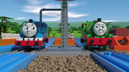 TOMICA Thomas Friends Short 46 Thomas Percy the Pony YouTube (71)
