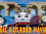 Magic Railroad Mayhem
