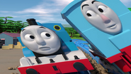 TOMICA Thomas Friends Short 47 Journey Beyond Realism Journey Beyond Sodor Trailer Parody YouTube (32)