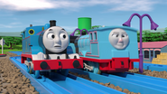 TOMICA Thomas Friends Short 47 Journey Beyond Realism Journey Beyond Sodor Trailer Parody YouTube (31)
