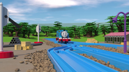 TOMICA Thomas Friends Short 47 Journey Beyond Realism Journey Beyond Sodor Trailer Parody YouTube (28)