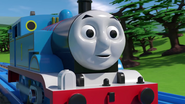 TOMICA Thomas Friends Short 47 Journey Beyond Realism Journey Beyond Sodor Trailer Parody YouTube (7)