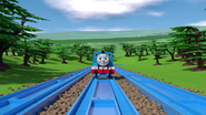 TOMICA Thomas Friends Short 47 Journey Beyond Realism Journey Beyond Sodor Trailer Parody YouTube