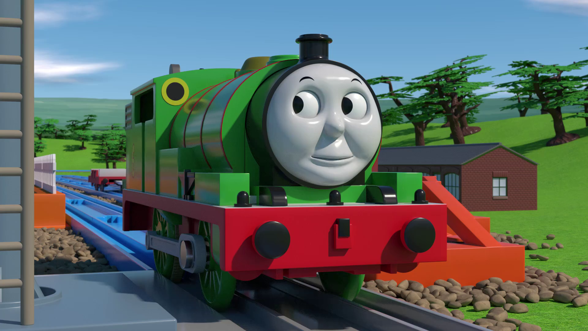 TOMICA Thomas Friends Short 46 Percy The Pony YouTube 67