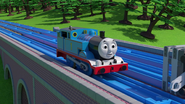 TOMICA Thomas Friends Short 47 Journey Beyond Realism Journey Beyond Sodor Trailer Parody YouTube (25)