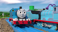 TOMICA Thomas Friends Short 47 Journey Beyond Realism Journey Beyond Sodor Trailer Parody YouTube (30)