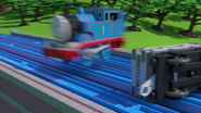TOMICA Thomas Friends Short 47 Journey Beyond Realism Journey Beyond Sodor Trailer Parody YouTube (24)