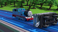 TOMICA Thomas Friends Short 47 Journey Beyond Realism Journey Beyond Sodor Trailer Parody YouTube (22)
