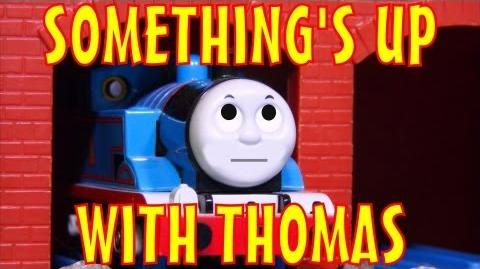 TOMICA Thomas & Friends Short 3- Something's Up With Thomas