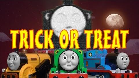 TOMICA Thomas & Friends Short 36 Trick or Treat