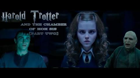-YTP- Harold Trotter and the Chamber of HoH SiS Part Two