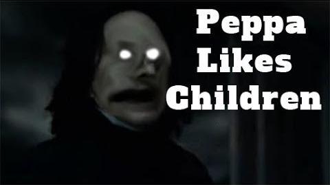 -YTP- Peppa Likes Children