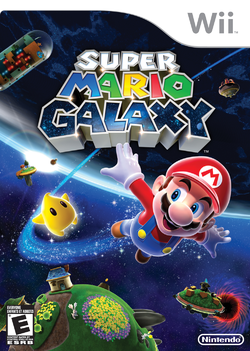 File:Super Mario Galaxy - North American Boxart.png