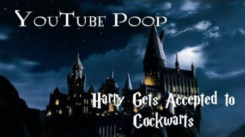 Harry Gets Accepted to Cockwarts