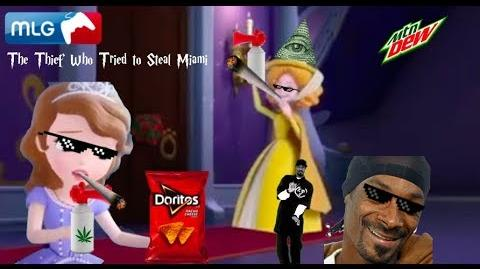 DieselDorky Bloopers S1E8- -YTP- The Thief Who Tried to Steal Miami