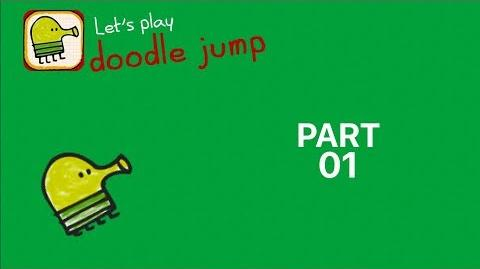 Let's Play Doodle Jump Part 1- Serious Business