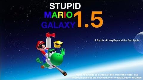 R64: Stupid Mario Galaxy 1.5