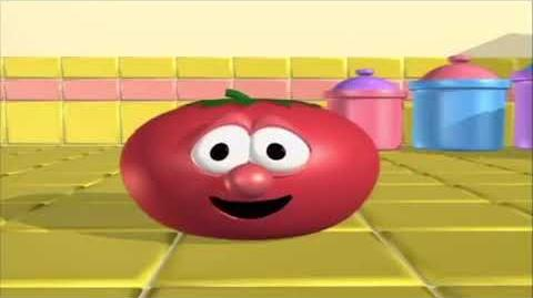 Bob The Tomato and the Time Turner of Harold Trotter (TV Edition)