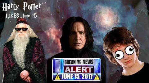 Harry Potter Likes June 15