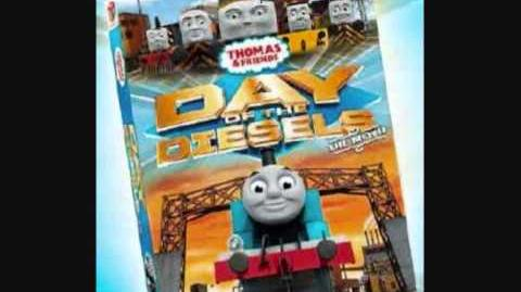 Day of the Diesels DVD revealed - AND MORE! - Thomas and Friends - BREAKING NEWS