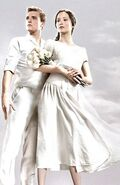 Katniss - Victory Poster