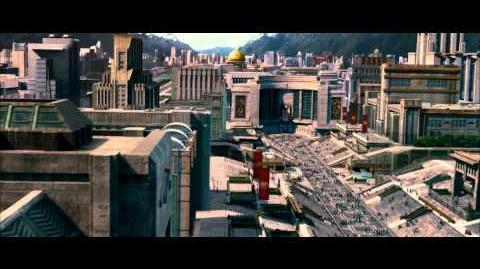 """Trailer 4 """"Countdown"""" - DIE TRIBUTE VON PANEM - The Hunger Games - HD Deutsch - Jetzt im Kino!"""