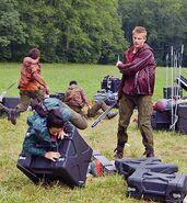 Cato slits random girl! (2)