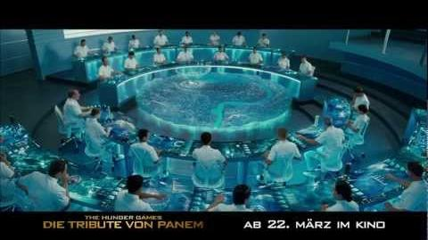 "DIE TRIBUTE VON PANEM - The Hunger Games - TV Spot 30"" HD (Deutsch German) - Ab 22.3"