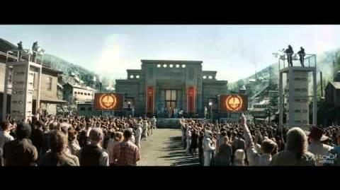 THE HUNGER GAMES CATCHING FIRE - Official Trailer 2 (2013) HQ-1
