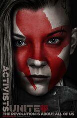 Mockingjay Poster Cressida