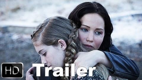 DIE TRIBUTE VON PANEM 2 - CATCHING FIRE - Trailer 2 Deutsch German