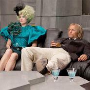 Haymitch und Effie