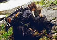 When katniss found peeta by the river (2)