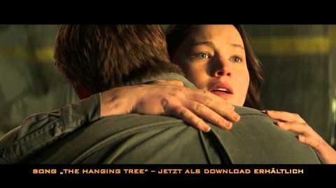 "DIE TRIBUTE VON PANEM - MOCKINGJAY TEIL 1 Spot ""HANGING TREE"" Ab 20. November im Kino"