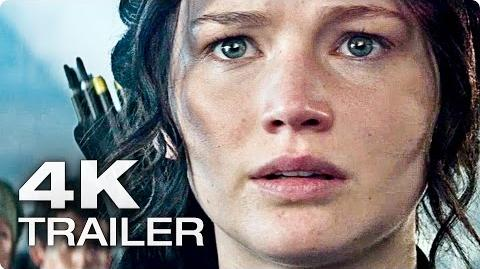 DIE TRIBUTE VON PANEM 3 Mockingjay Trailer Deutsch German 2014 Movie 4K-0