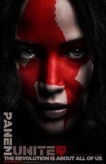 Mockingjay Poster Katniss