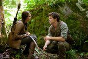 Katniss - Gale Beziehung
