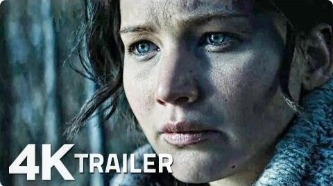 DIE TRIBUTE VON PANEM 2 Catching Fire Trailer - Deutsch German 2013 Official Film Ultra-HD 4K